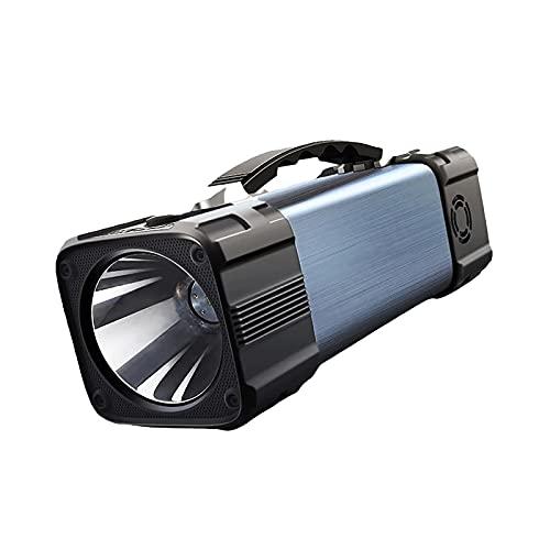 KaiLangDe 1200A 30000mAh 220V Car Jump Starter Batería Booster Cargador de Emergencia 6.5L Gas 4.5L Motor Diesel Carga rápida USB Tipo-C 12V Paquete de energía Litio portátil para automóvil Luz LED