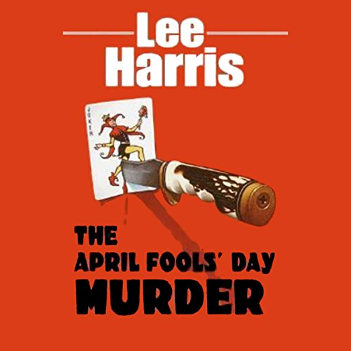 The April Fools' Day Murder audiobook cover art