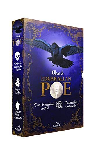 Box Obras de Edgar Allan Poe: C. Auguste Dupin: O primeiro detetive: Volume 2