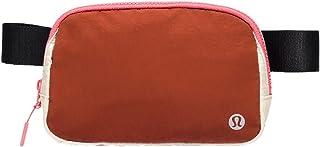 Lululemon Everywhere Belt Bag 1L (Dark Terracotta/White Opal)
