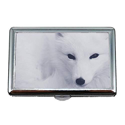 14 Zigaretten Box Aufbewahrungskoffer, Happy Dog, Kreditkarteninhaber Fall