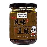 Natural Plus Green Authentic Sichuan Black Bean Chili Sauce 7 Ounces...
