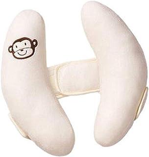 LHLHM Almohada En Forma De U Almohada Reposacabezas De Asiento De Coche para Niños/Proteger Almohada De Cabeza Cervical para Bebé