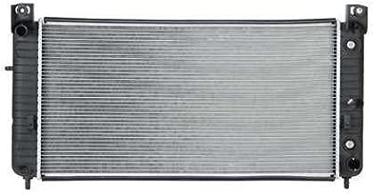 Prime Choice Auto Parts RK935 New Complete Aluminum Radiator