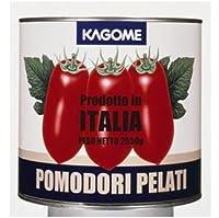 カゴメ ホールトマト 2550g(1号缶)×2缶