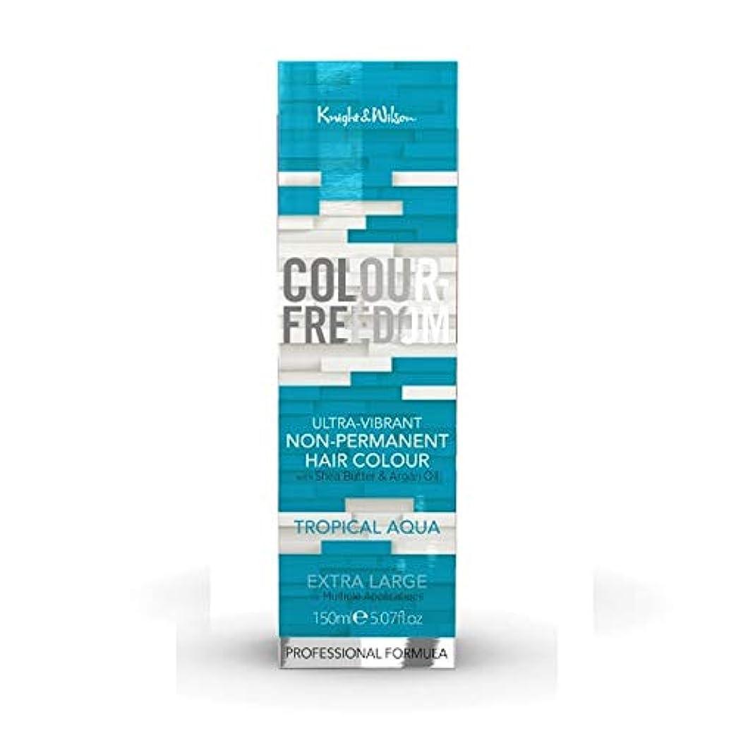 姿を消す探すより平らな[Colour Freedom ] 色自由熱帯アクア041 - Colour Freedom Tropical Aqua 041 [並行輸入品]