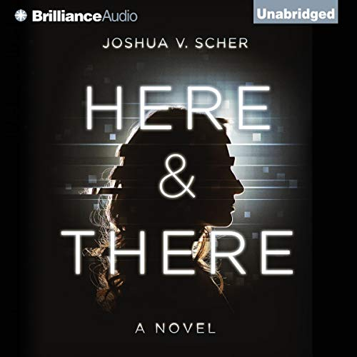 Here & There audiobook cover art