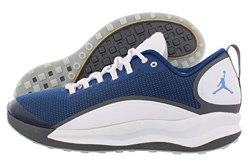 Jordan Mens Zoom Tenacity Low Top Lace Up Basketball Shoes, Blue, Size 12.0