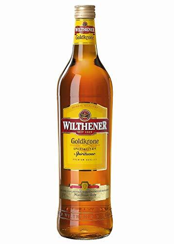 Wilthener Goldkrone, Spirituose 28 % vol., mit hochwertigen Weindestillaten veredelt (1 x 0.7 l)