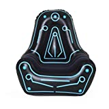 Bestway Inflatable Gaming Chair | Air Chair for Adults and Kids | Comfortable Backrest and Oversized Armrests for Lounging | Mesh Pocket for Video Game Controller Storage