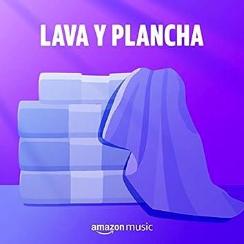 Lava y Plancha