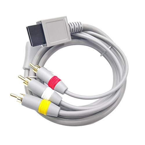 Yihaifu 3-Way o RCA Vídeo Cable de Alta definición TV por Cable...