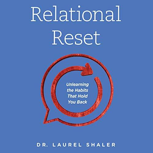 Relational Reset audiobook cover art