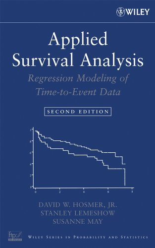 Applied Survival Analysis: Regression Modeling of Time-to-Event Data (Wiley Series in Probability and Statistics Book 618) (English Edition)