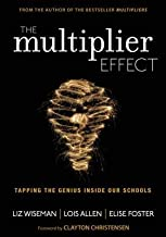The Multiplier Effect( Tapping the Genius Inside Our Schools)[MULTIPLIER EFFECT][Paperback]
