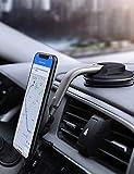AUKEY Porta Cellulare Auto Magnetico 360 Gradi di Rotazione...