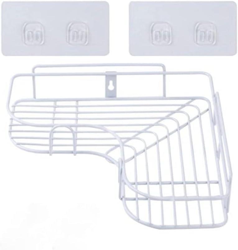 LOPIXUO Super beauty product restock quality top Bathroom Shelf 1 2pcs Wall 1 year warranty Bathro Iron Drilling Mount No