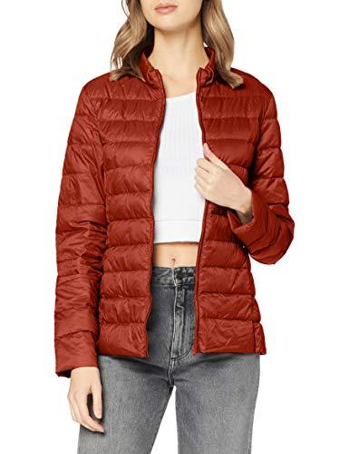 SPARKZ COPENHAGEN Damen Pretty Jacket Jacke, Dark Sienna, XL