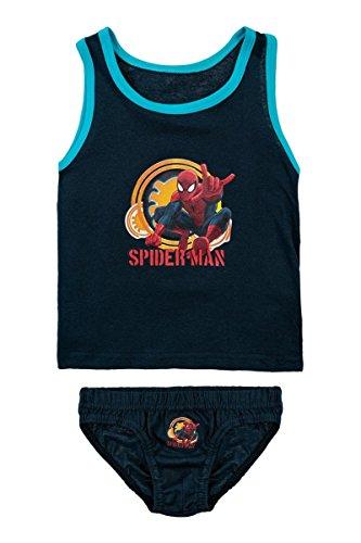 Set van tank + slip Spider-Man Marvel jongens katoen ondergoed