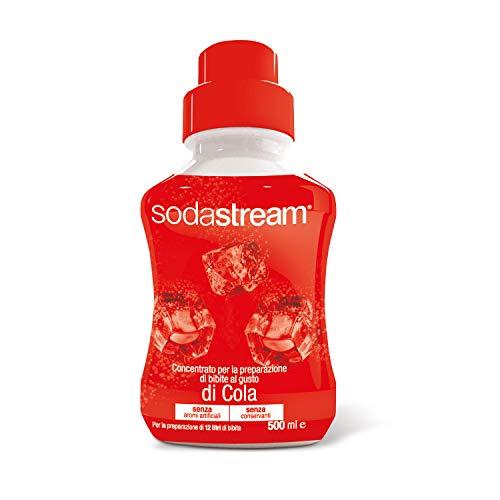 Sodastream, Concentrato per la preparazione di bibite al gusto di Cola, 500ml