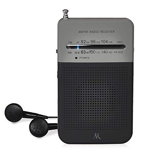 Acoustic Research Portable AM/FM Radio