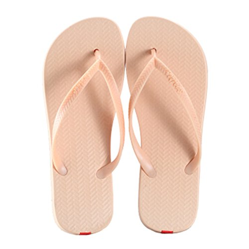 Casual Tongs Unisexe Plage Chaussons Anti-Slip Maison Slipper Complexion