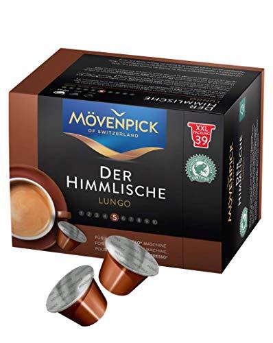 MÖVENPICK Der Himmlische Lungo XXL 39 Kaffeekapseln