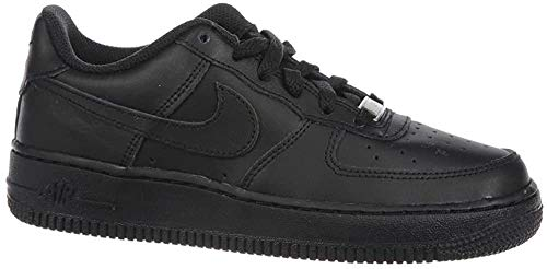 Nike - Air Force 1 GS - 314192009 - Color: Nero - Size: 37.5