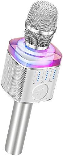 BONAOK Magic Sing Karaoke Mikrofon...