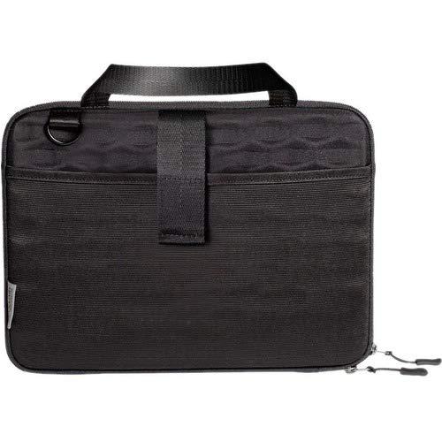 MAXCases Explorer 4 - Custodia da lavoro con tasca da 11', colore: Nero