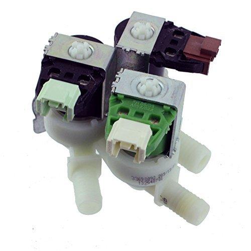 Electrolux Washing Machine Water Inlet Solenoid Electric Valv