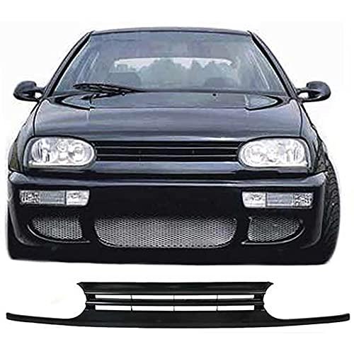 Carparts-Online 11930_1 ABS Kühlergrill ohne Emblem VR6