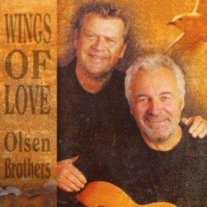 Liedermacher und Gewinner des Eurovision Song Contest 2000 (CD Album Olsen Brothers, 11 Titel)