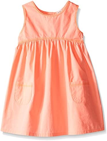 Carter s Lace Trim Dress Baby Orange 9 Months product image