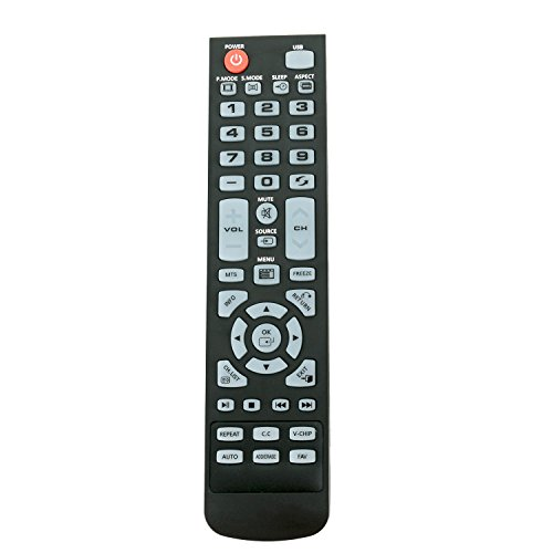 Replacement TV Remote Control fit for Element ELEFW505 ELEFT506 ELEFW247 ELEFW504 ELEFW248 ELEFT195 ELEFW581 ELEFT222 ELEFW195 ELEFT326 ELEFT407 TV