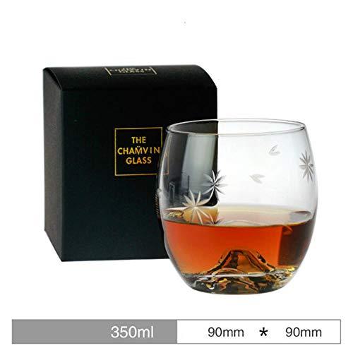 BWM Whisky glas loodvrije kristallen wijnbeker ijs Brandy Rum drank bier