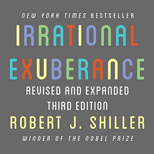 Couverture de Irrational Exuberance