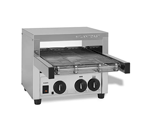 Conveyor Toaster 600 stuks          Milan Toast 18001