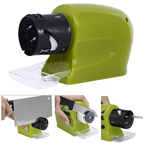 Elektrischer Messerschärfer - Kitchen Sharp Cordless Power Wetzstein Motorisierter Messerschärfer Elektrisches Schleifwerkzeug