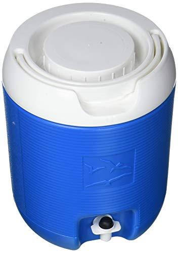 PLASTIME Spring - Botella térmica (6 L), Color Azul, Extra Grande, Talla única