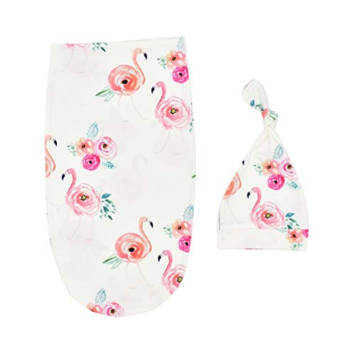 Haokaini Newborn Baby Soft Sleeping Bag, Breathable Baby Swaddle Blanket Wraps Sleeping Sack, Baby Shower Gifts