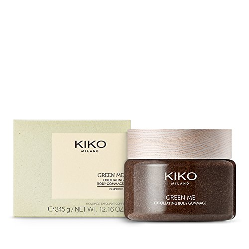 KIKO MILANO - Green Me Ghassoul Gommage Organic and Face All items free shipping Srub Super special price
