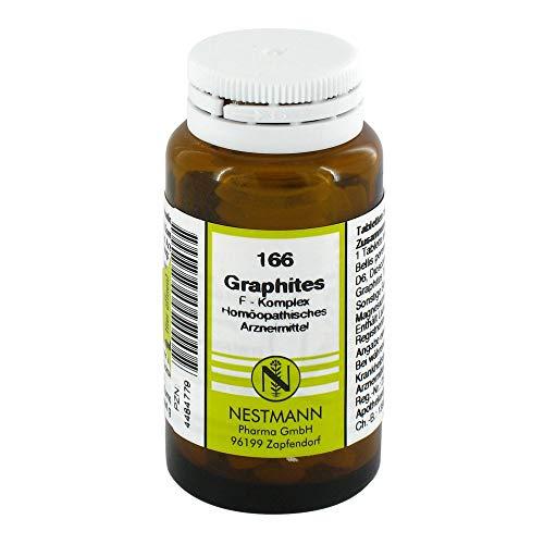 Graphites F Komplex Nr. 166 Nestmann, 120 St. Tabletten