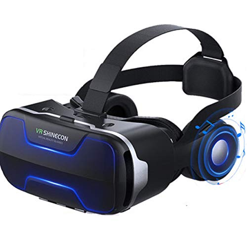 Best Price TTBF Virtual Reality VR Headset 3D Glasses Smartphone Game 4d one Machine Android Handle ...