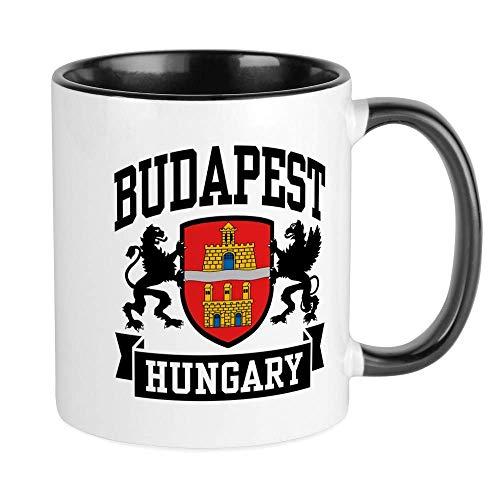 N\A Budapest Ungheria Mug Unique Coffee Mug, Coffee Cup