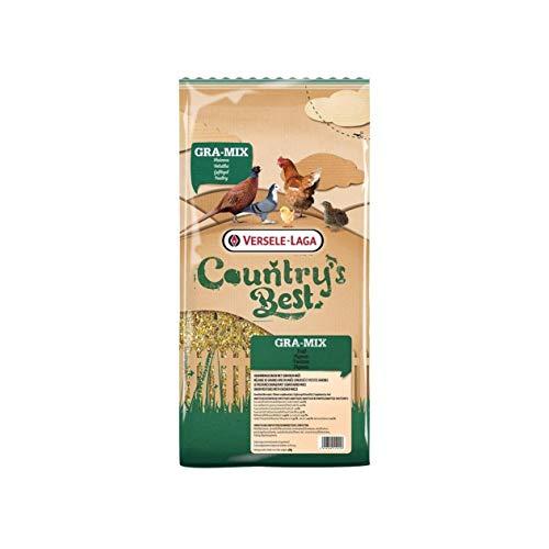 Countrys Best GRA-MIX Küken + Wachtel Mischung 4kg(UMPACKGROSSE 5)