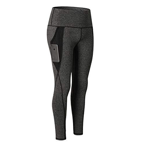 Qutool Leggings voor vrouwen Leggings Hoge taille Leggings vrouwen Sportbroek Yoga Leggings Panty Workout Pant hardloopbroek