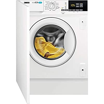 Zanussi Z816WT85BI Integrated 8Kg / 4Kg Washer Dryer with 1600 rpm