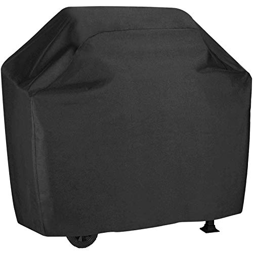 Grill Cover, 58 inch BBQ Gas Grill Cover Waterproof Weather Resistant, UV and Fade Resistant, UV...