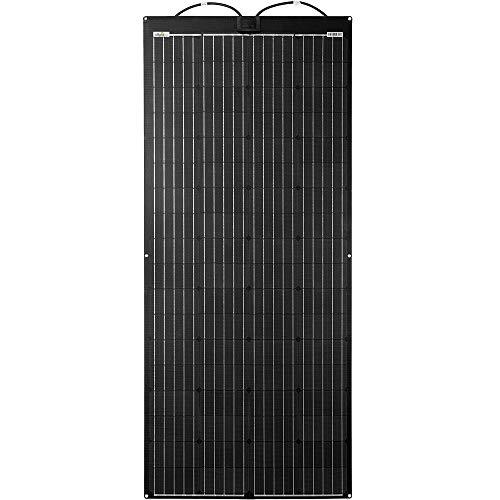 Offgridtec PCB-ETFE Semiflexibles Solarmodul 36V 180W Marine Wohnmobil Solarpanel